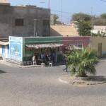 Le bar de Arminda sur la place de Palmeira : le lieu de rendez-vous !