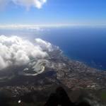 Au-dessus des nuages...