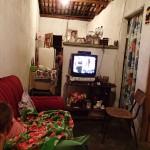 A Tremembé, lanchonete chez l'habitant dans la maison d'une des soeurs de Juci