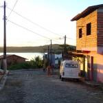 Coucher de soleil sur Maraú