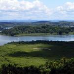 Le plan d'eau et L'Envol