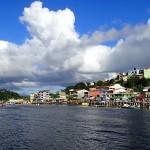 La ville de Camamu