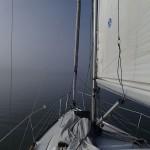 Le brouillard nous saisit...