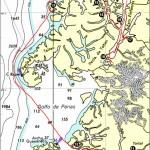 Du golfe de Penas à la bahia Anna Pink, navigation dans l'océan Pacifique