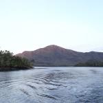 « Monte Mora » au lever du jour