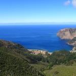 Bahia Cumberland de l'île Robinson Crusoe