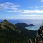 Le mont Mokoto (425 m)