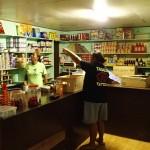 Un magasin de Rikitea