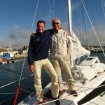 Laurent Thilleau, commercial North Sails