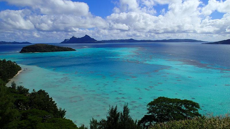 Les Gambier, un atoll bien protégé