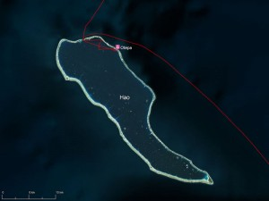 Atoll de Hao, Tuamotu