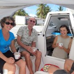 Tea time avec Penny et John d'Aramia