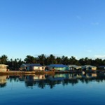 Le paisible village de Ikitake