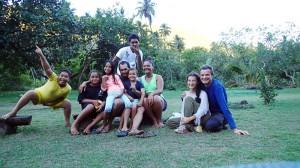 « La famille Addams » en vacances à Hanamenu !