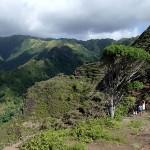 Sur les crêtes de Hiva-Oa