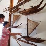 Découverte du nouveau musée avec Mélinda