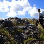 Trek sur la sauvage côte Ouest de Ua-Huka
