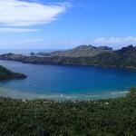 La baie de Anaho : le meilleur mouillage des Marquises