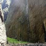 Les murailles de basalte de Vaipo