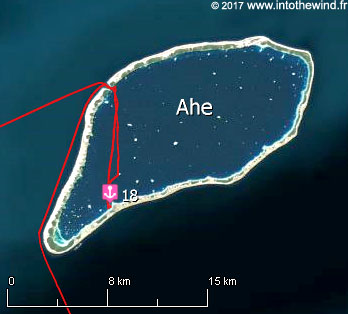 Atoll de Ahe