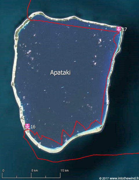 Atoll de Apataki