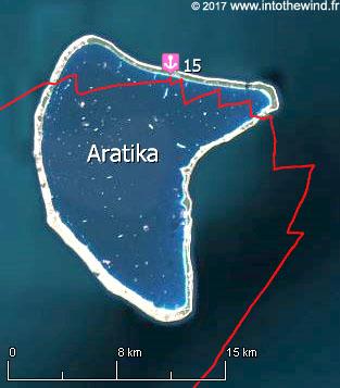 Atoll de Aratika