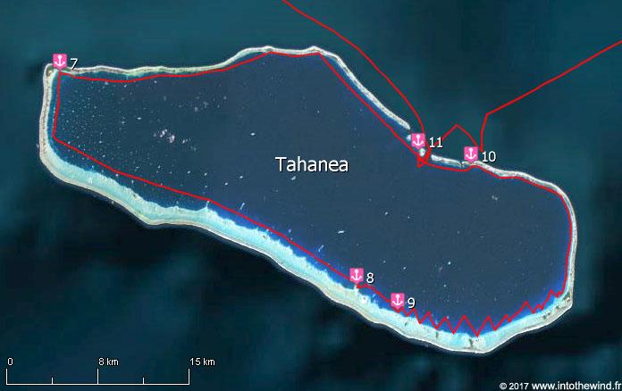 Atoll de Tahanea