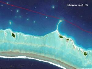 Les images satellites : une info de la profondeur et des dangers submergés