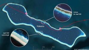Un atoll c'est pas étanche !