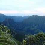 Nombril de Tahiti, le diadème