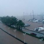 Inondations à Papeete (web)