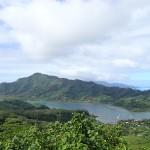 Baie et village de Haamene