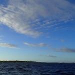 En approche de l'atoll