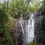 Trek des trois cascades