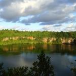 Cratère du lac Lalolalo