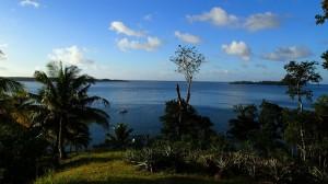 Mouillage à Also Island