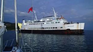 Ferry pour Viti Levu