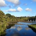 Au bout de la rivière Kerikeri
