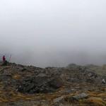 Au sommet dans la ouate (1629m)