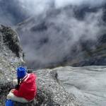 Au sommet du Lois Peak (2015m)