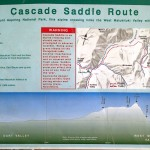 Cascade Saddle Route