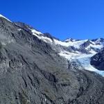 Le Dart Glacier