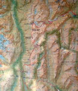La Routeburn Track