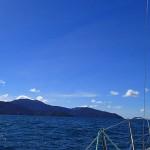 Cap sur Endeavour Inlet où Camp Bay sera notre camp de base
