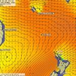 +12H, Cap Nord doublé, 3m de houle nous cueille