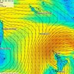 -12H, coup de vent au Cap Nord