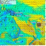 27/02, Pola s'intensifie et impacte la capitale des Tonga