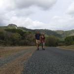 De retour des grottes de Koumac