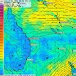 Grib et prévision du 16/06 à 4:00 (UTC+10)