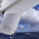 J4, 12/06, 11:00 (UTC+11), le génois repasse sous le vent